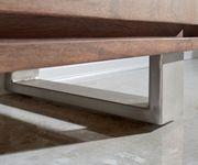 Kommode Live-Edge Akazie Braun 172 cm 4 Türen 3 Schübe Baumkante Sideboard [11301]