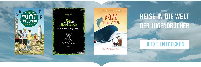 Jugendbücher ab 12 Jahre