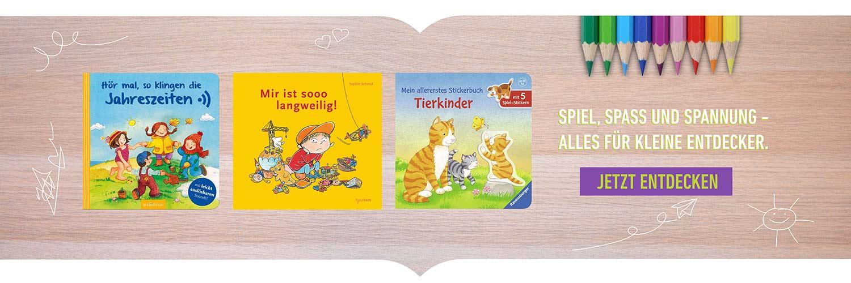 Kinderbücher bis 11 Jahre