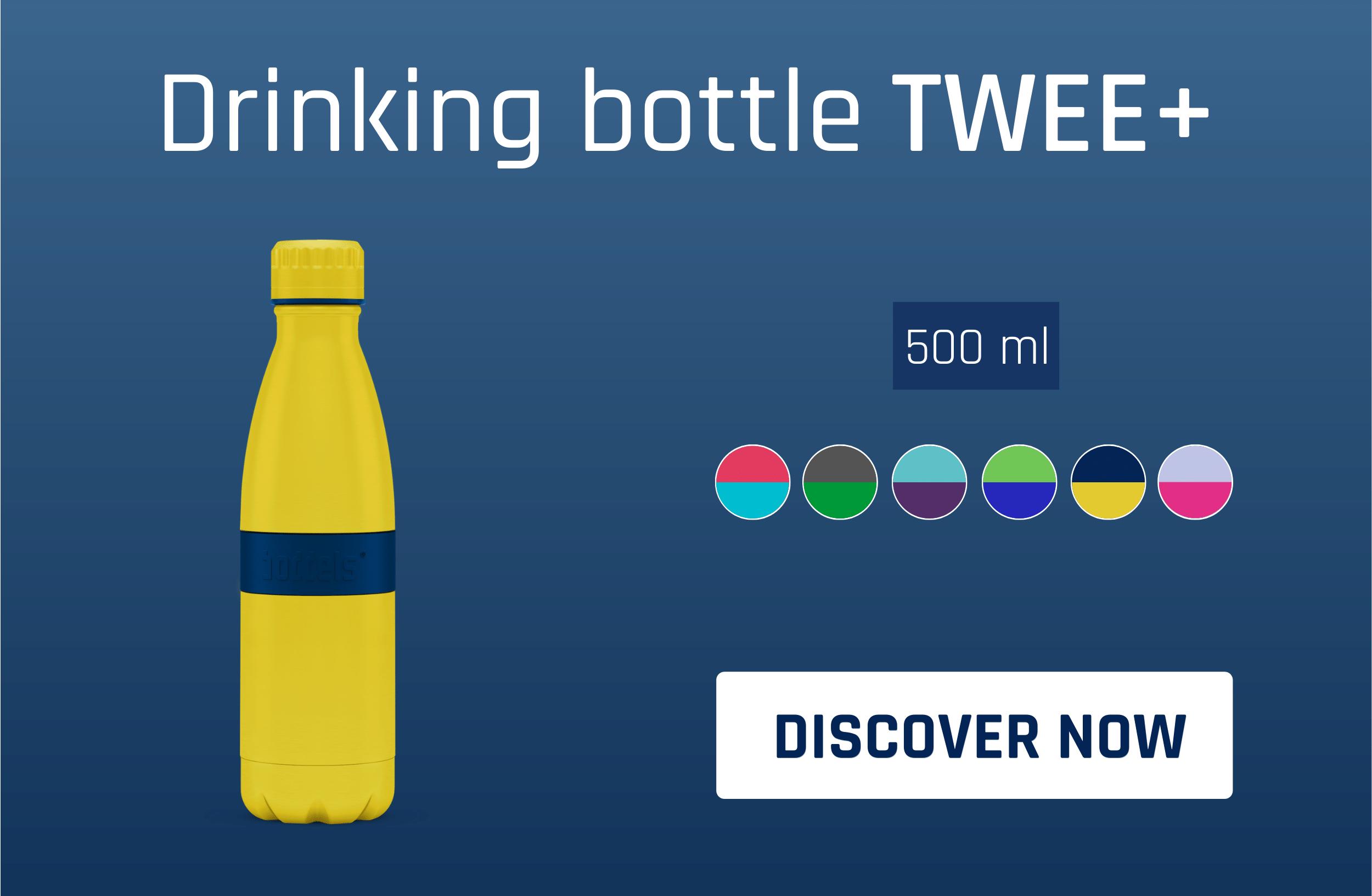 Drinking bottle TWEE+ 500ml