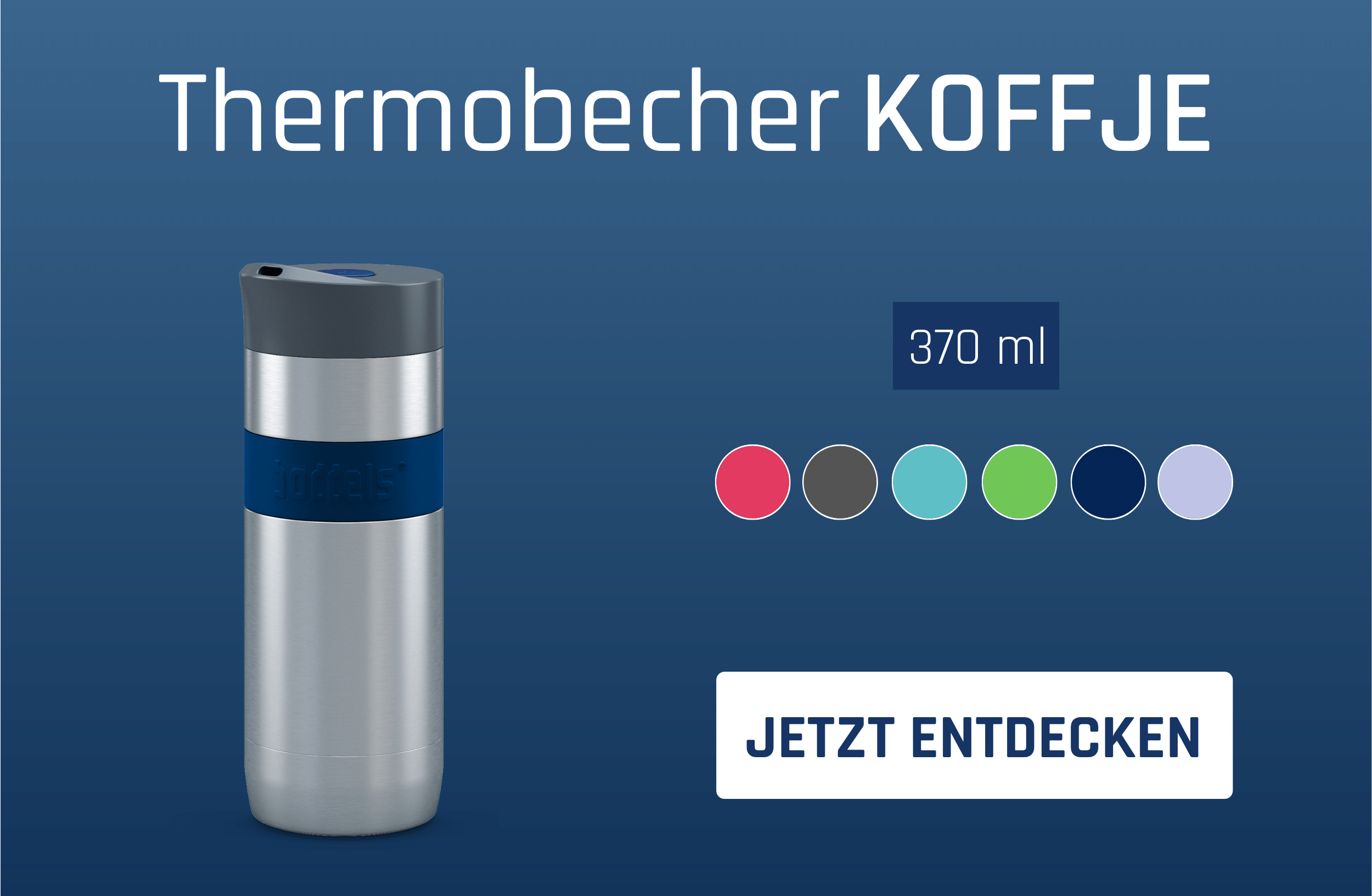 Thermobecher KOFFJE
