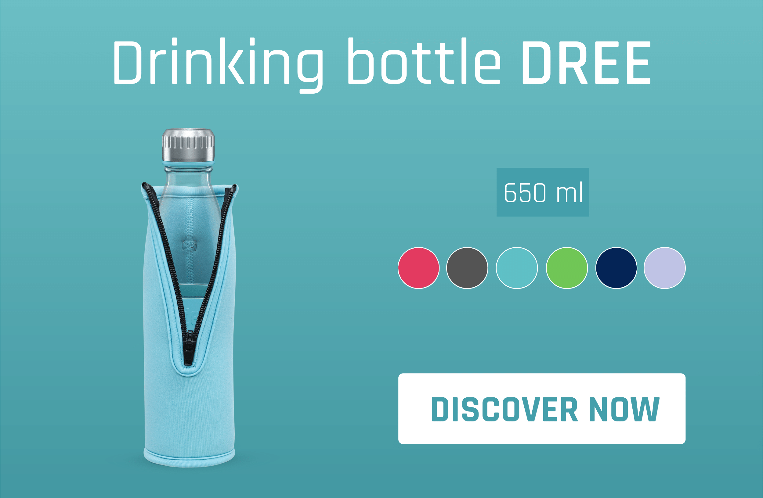 Drinking bottle DREE