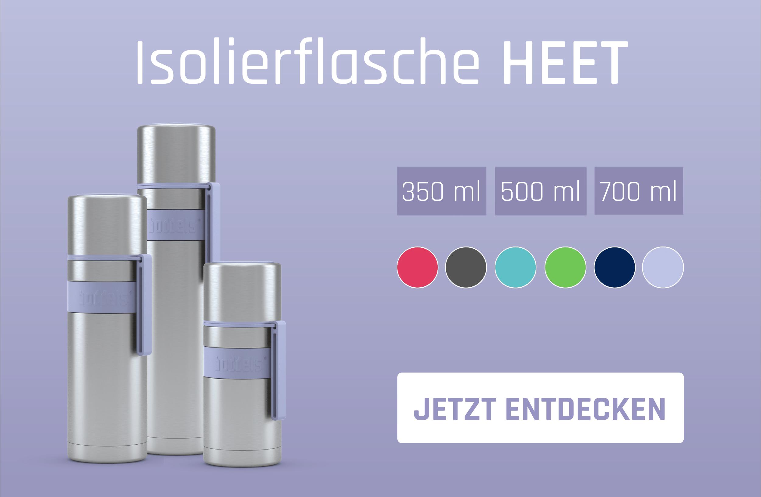 Isolierflasche HEET