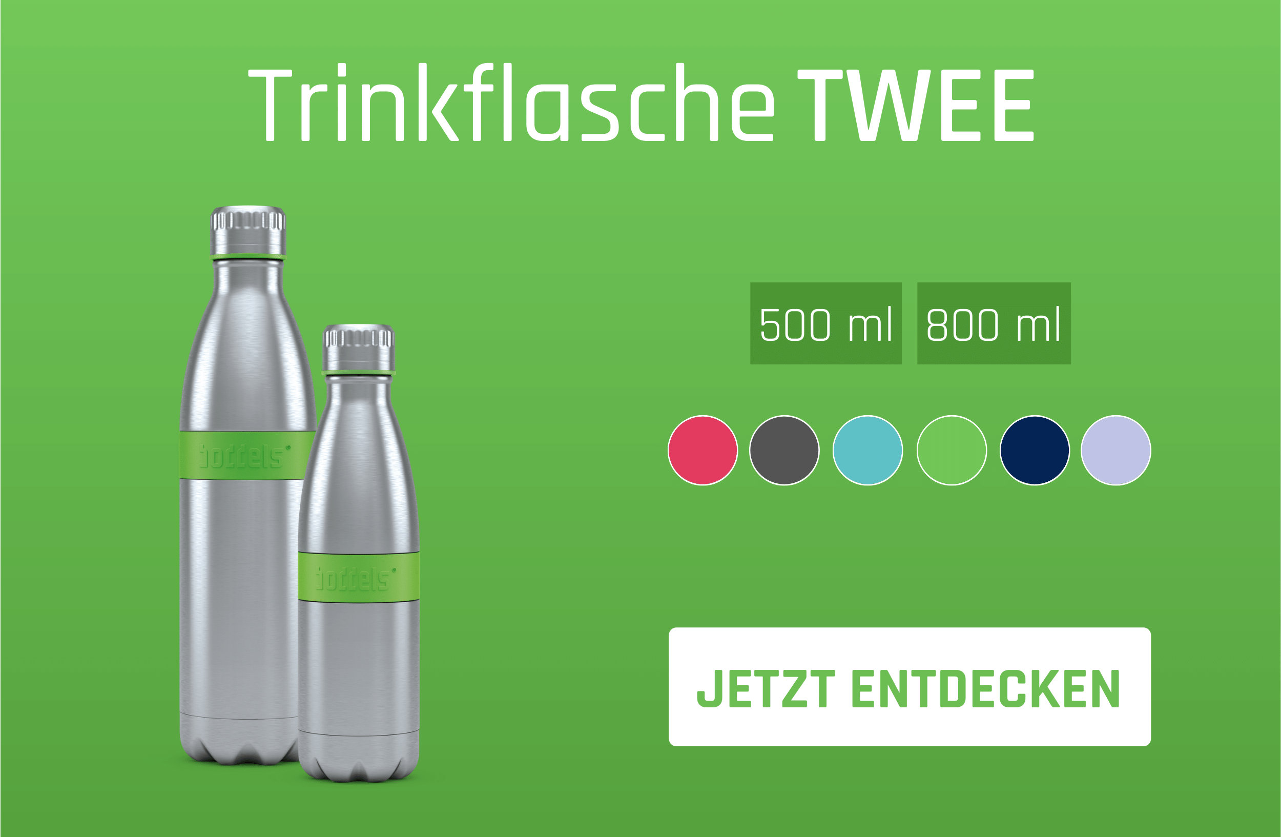 Trinkflasche TWEE