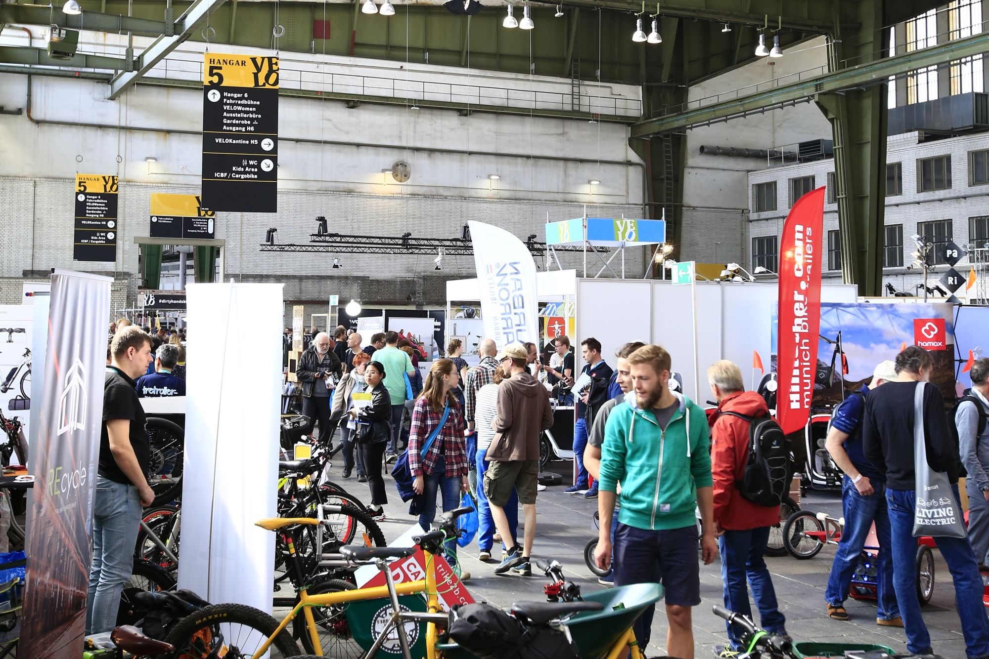 we are at the VELO BERLIN from 27 to 28 april 2019. visit us at booth D19 in hall 5!