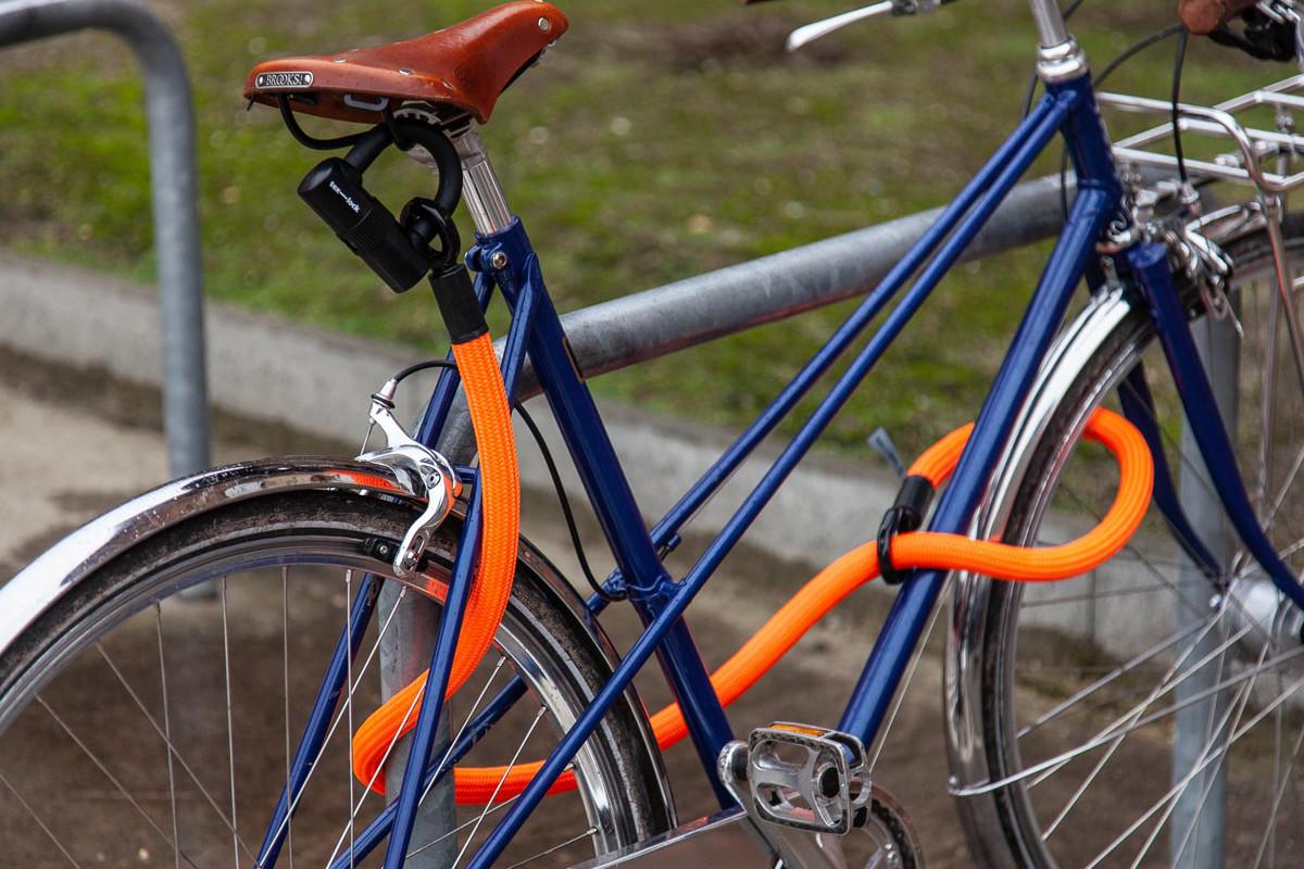 Fahrrad in unzähligen Varianten anschließen