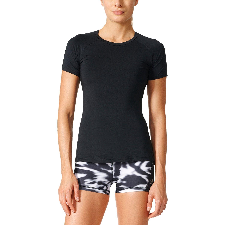 adidas speed tee damen t shirt damen bekleidung t shirts. Black Bedroom Furniture Sets. Home Design Ideas