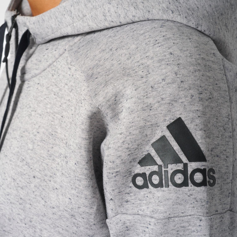 adidas Stadium Hoodie Damen Trainingsjacke – Bild 5