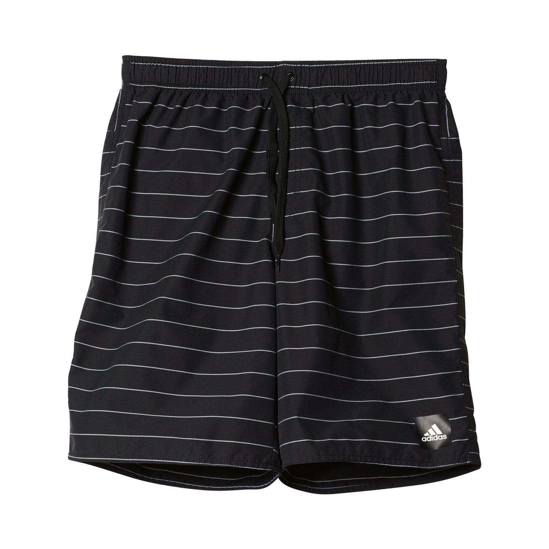 Adidas Stripes Herren Badeshorts – Bild 1