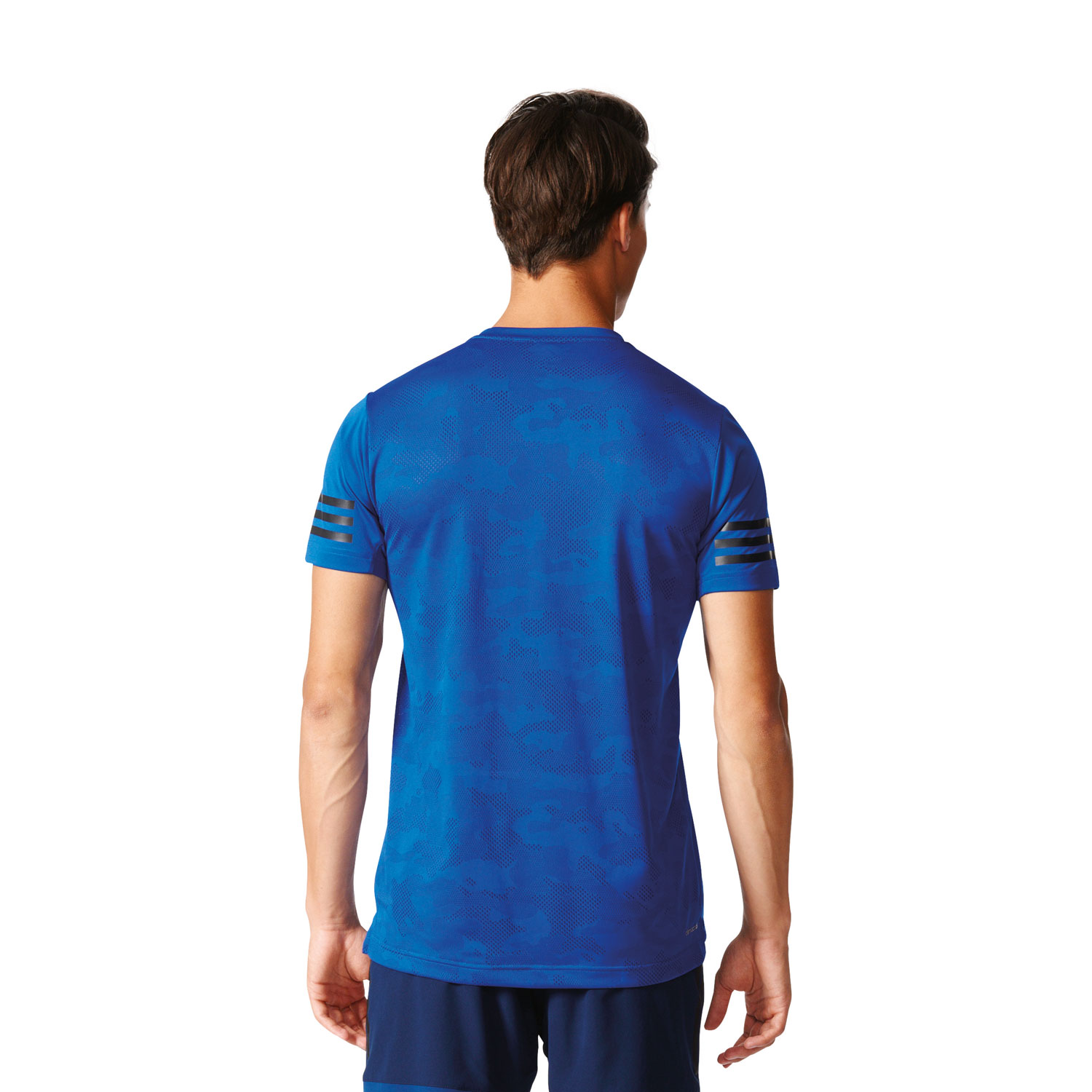 Adidas FreeLift Climacool Herren Trainingsshirt – Bild 5