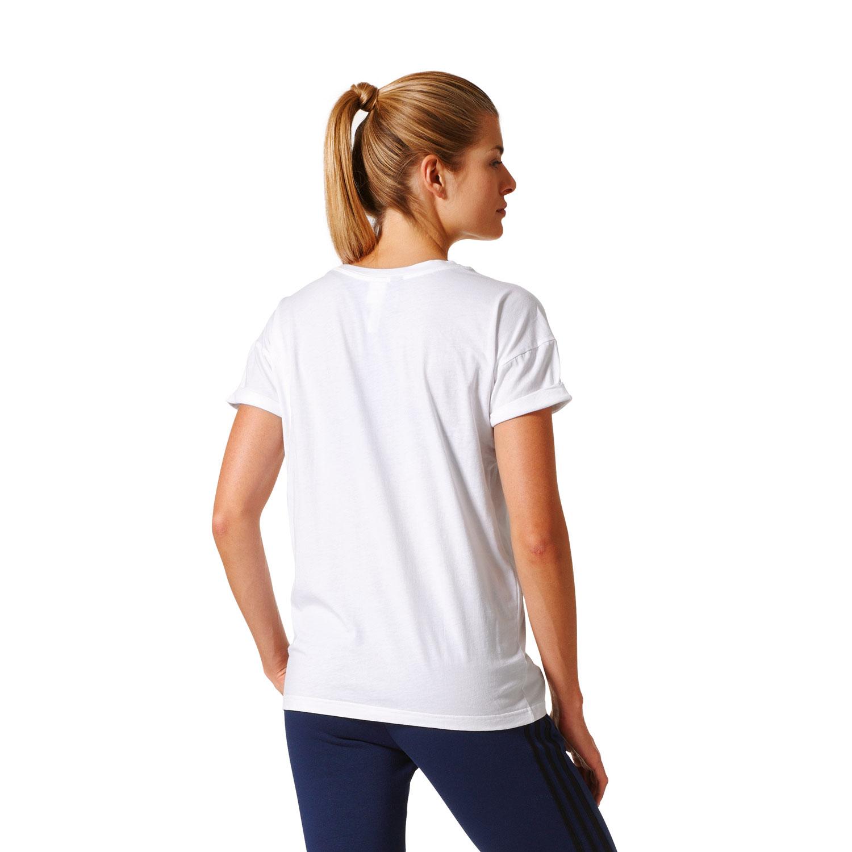 Adidas Category Ath Damen T-Shirt – Bild 5