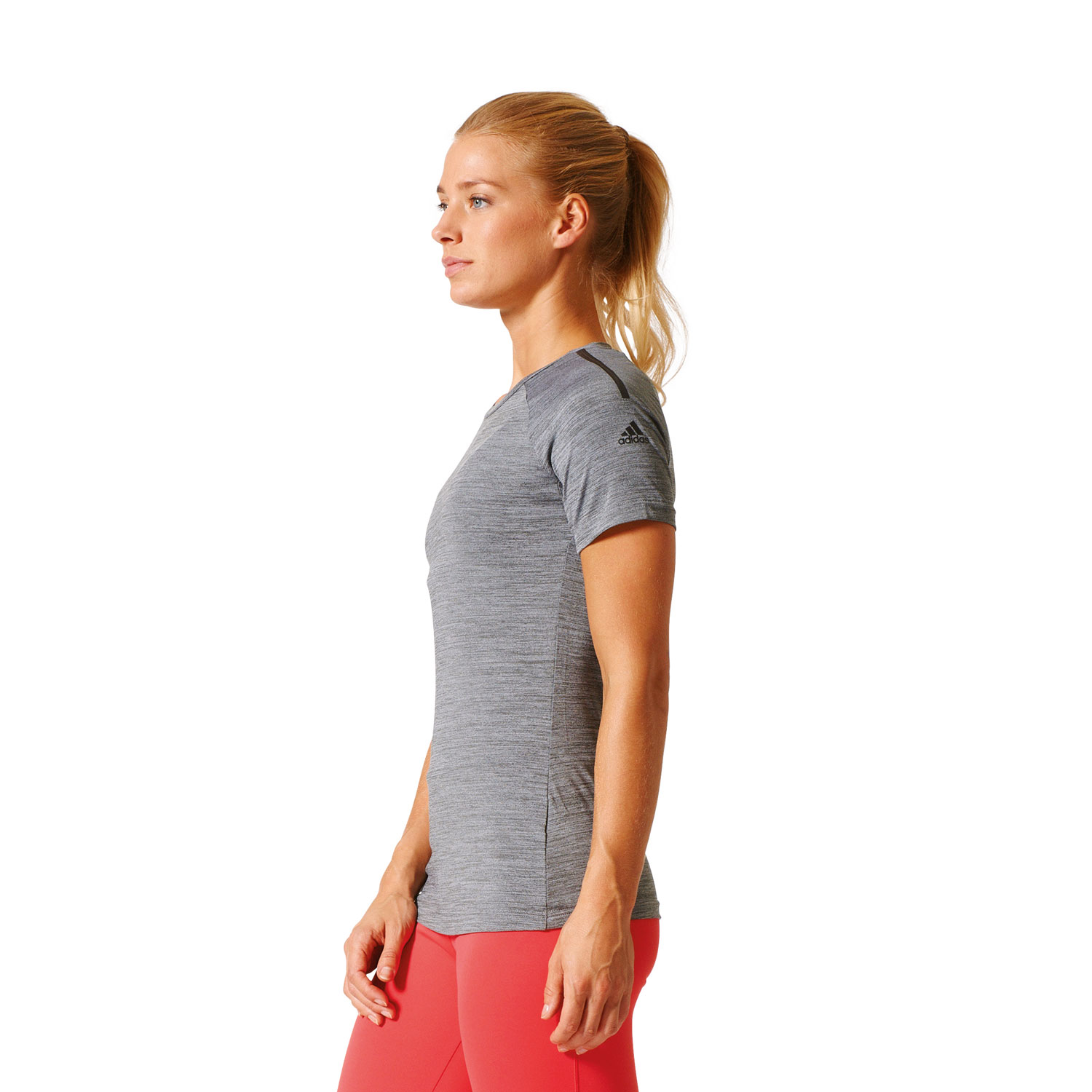 Adidas FreeLift Damen Trainingsshirt – Bild 4