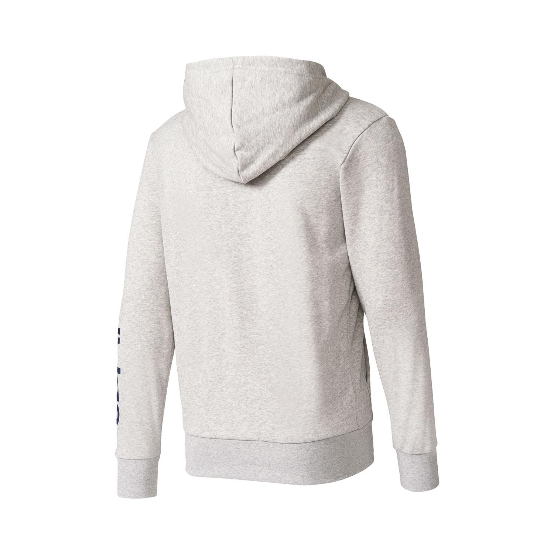 Adidas Essentials Linear Hoody Herren Kapuzenjacke – Bild 2