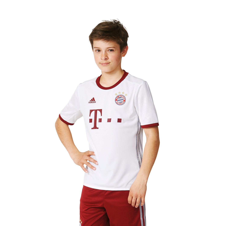 Adidas FC Bayern UCL Jersey Kinder Champions League Trikot – Bild 3
