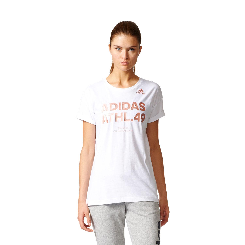Adidas ID Oxygenate Damen T-Shirt – Bild 3