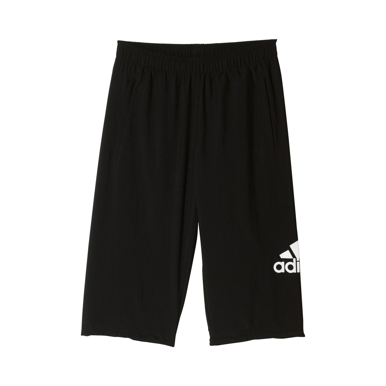Adidas Essentials Logo 3/4 Pant Herren Trainingshose – Bild 1