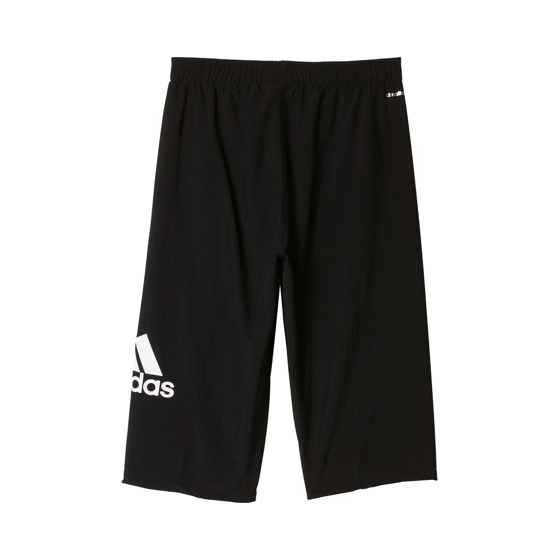 Adidas Essentials Logo 3/4 Pant Herren Trainingshose – Bild 2
