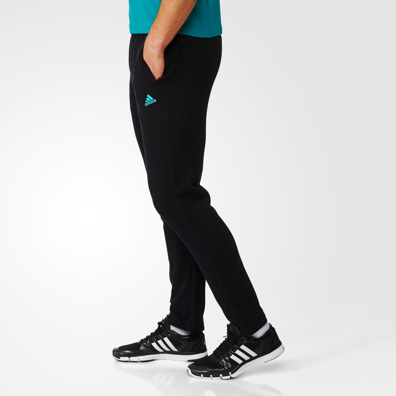 Adidas Tapered Authentic Hose 4.0 Herren Trainingshose – Bild 4