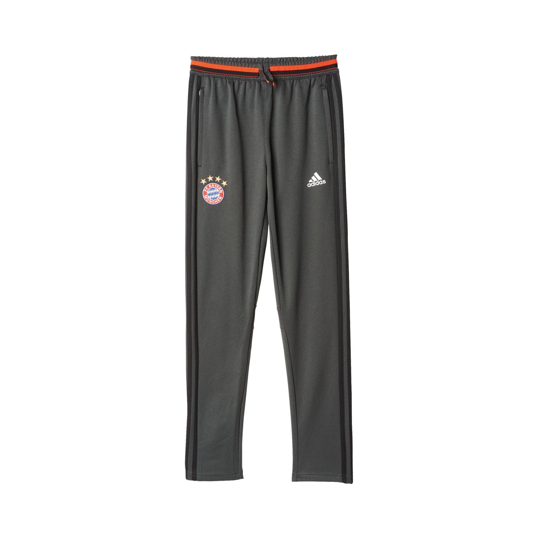 Adidas FC Bayern München Kinder Trainingsanzug – Bild 2