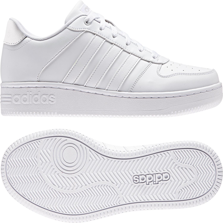 adidas Neo Team Court Herren Sneaker – Bild 1
