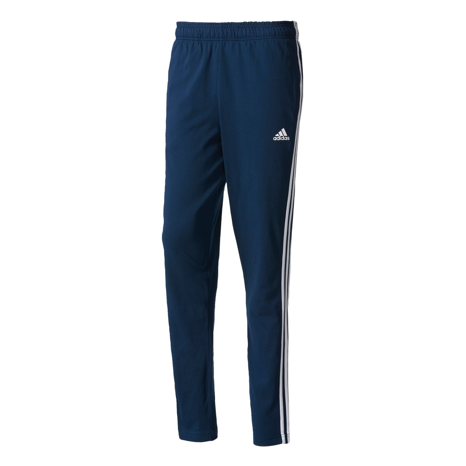 adidas Essentials 3S Tapered Single Jersey Pant Herren Trainingshose – Bild 1