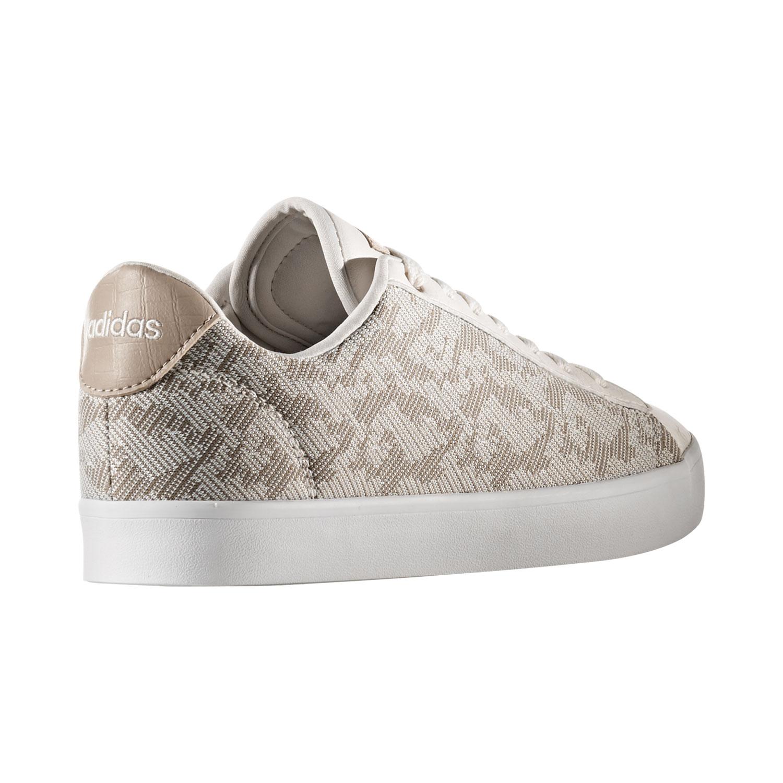 Adidas Cloudfoam Daily QT Clean Damen Sneaker – Bild 5