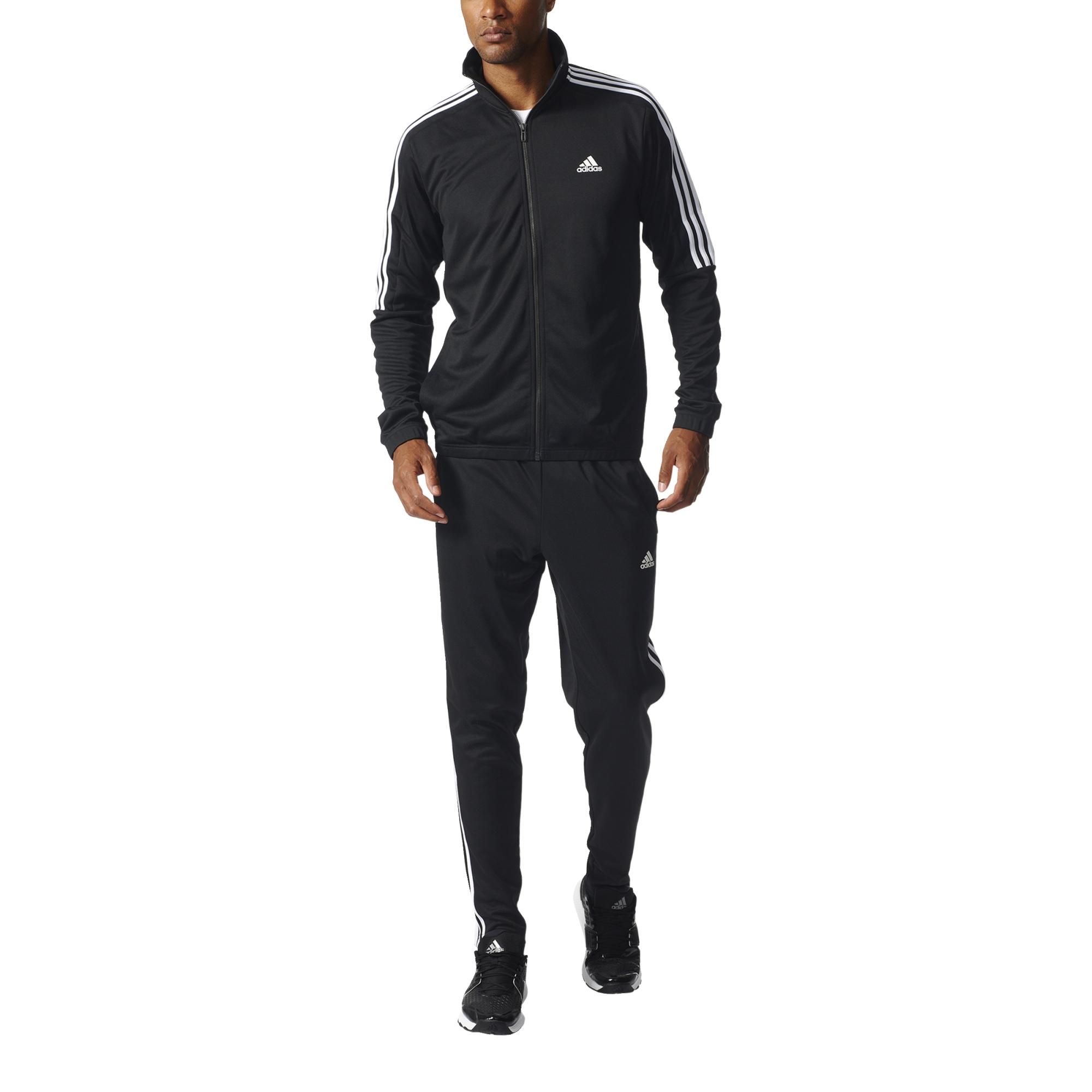 adidas tiro tracksuit herren trainingsanzug herren bekleidung trainingsbekleidung. Black Bedroom Furniture Sets. Home Design Ideas