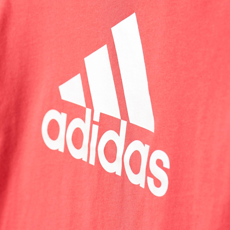 adidas Essentials Logo Tee Kinder T-Shirt – Bild 5