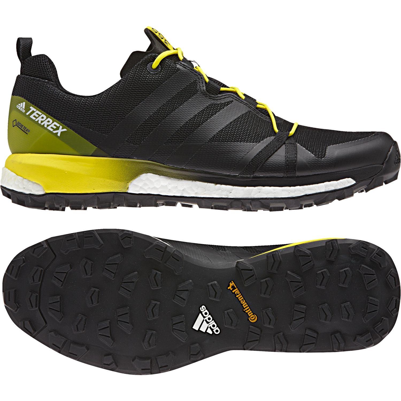 adidas TERREX Agravic GTX Herren Trailrunning-Schuhe – Bild 1