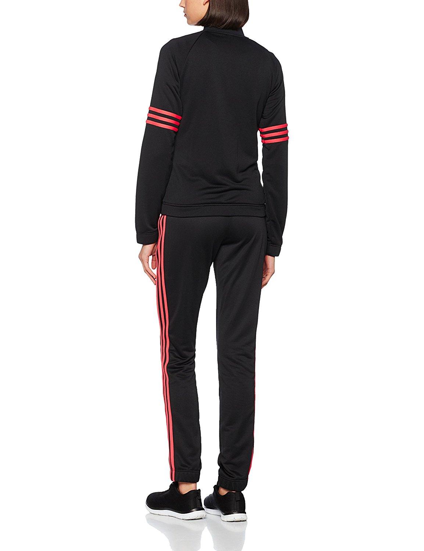 adidas Cosy TS Damen Trainingsanzug – Bild 2