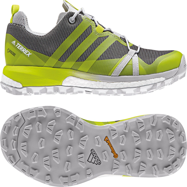 adidas Terrex Agravic GTX Damen Trailrunning-Schuhe – Bild 1