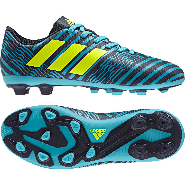 adidas Nemeziz 17.4 FxG Kinder Fußballschuh – Bild 1