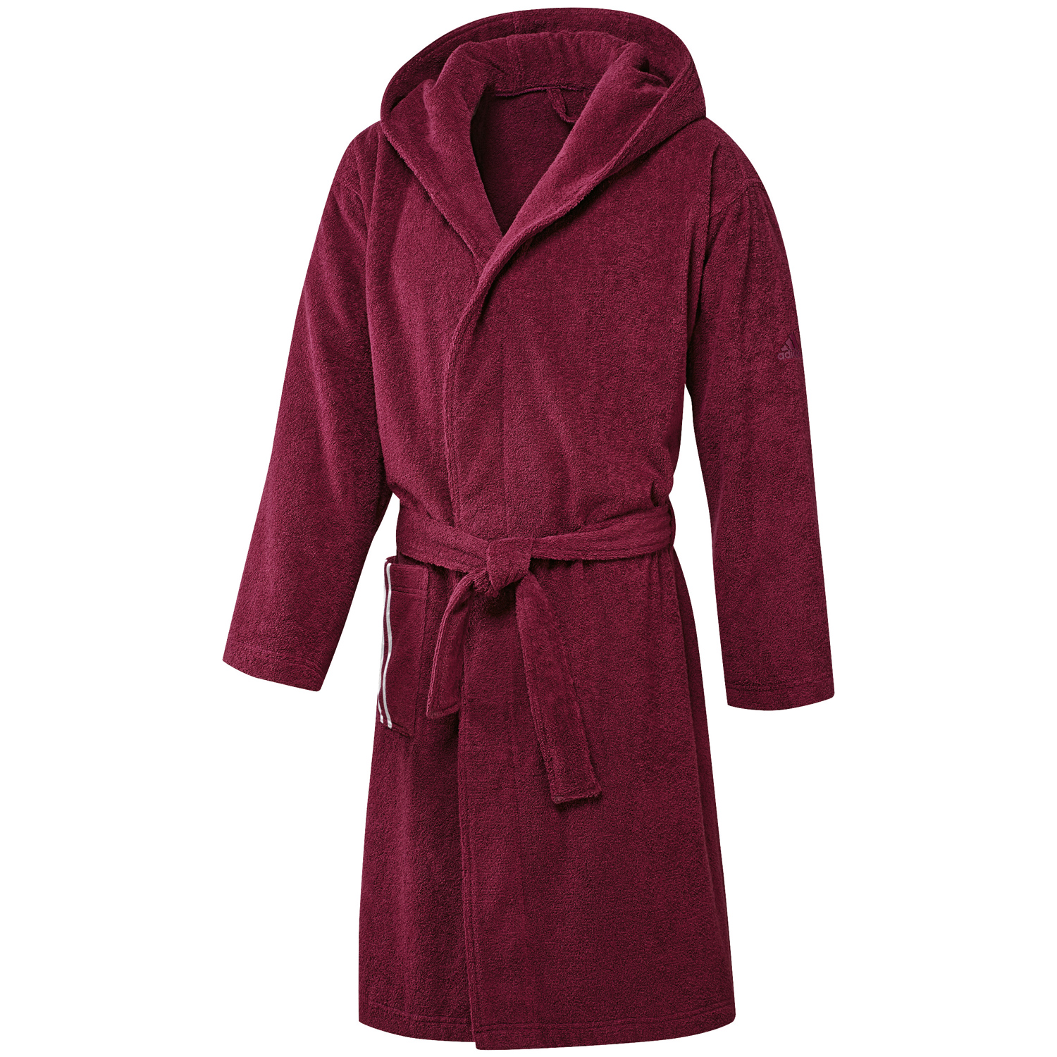 adidas Bathrobe Unisex Bademantel – Bild 1
