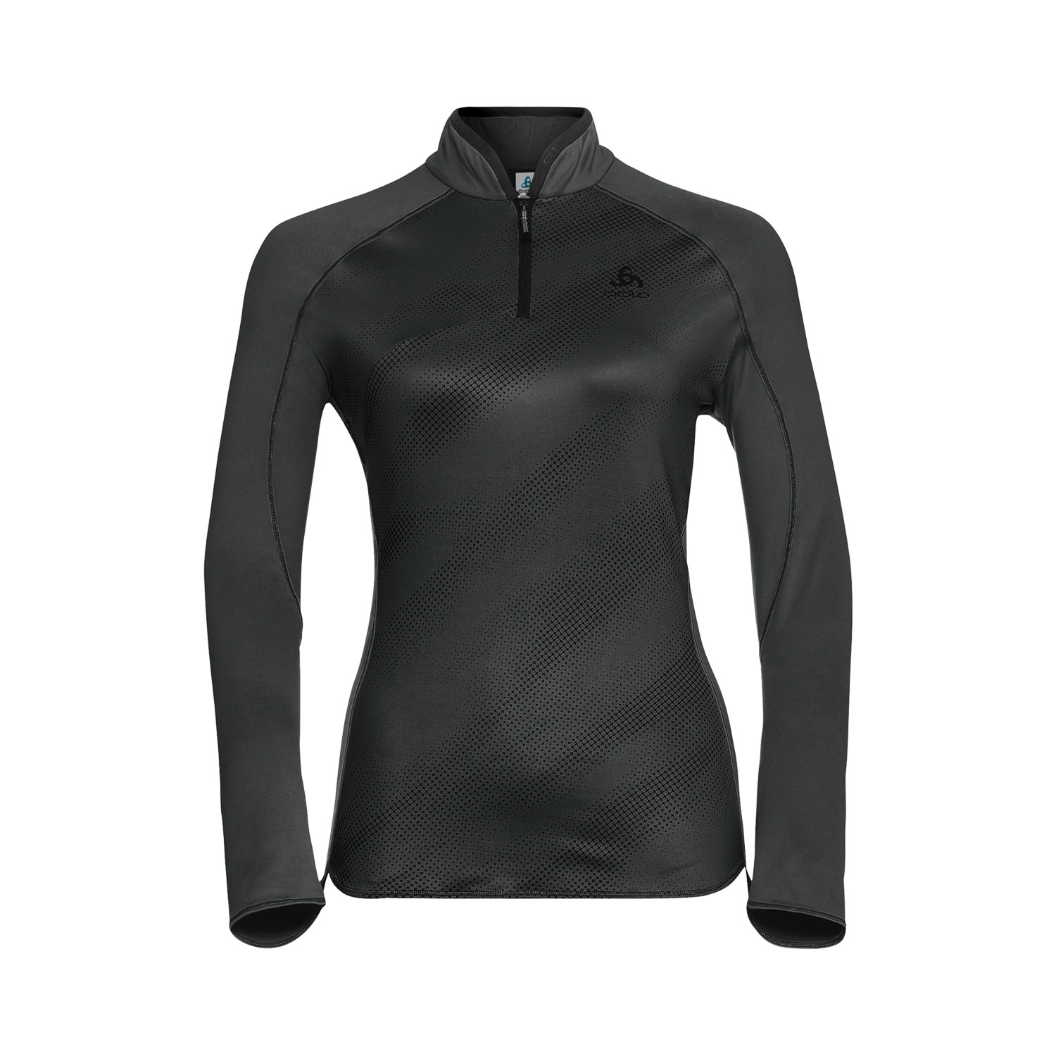 Odlo Midlayer 1/2 Zip Prochute Damen Skirolli