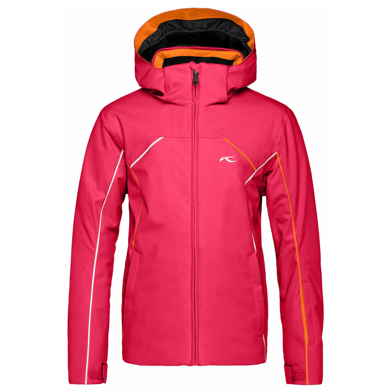 Kjus Formula Mädchen Skijacke Kinder Bekleidung Skibekleidung Jacken