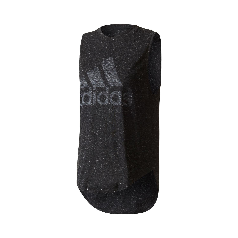 Adidas Damen id Winners Muscle Shirt – Bild 1