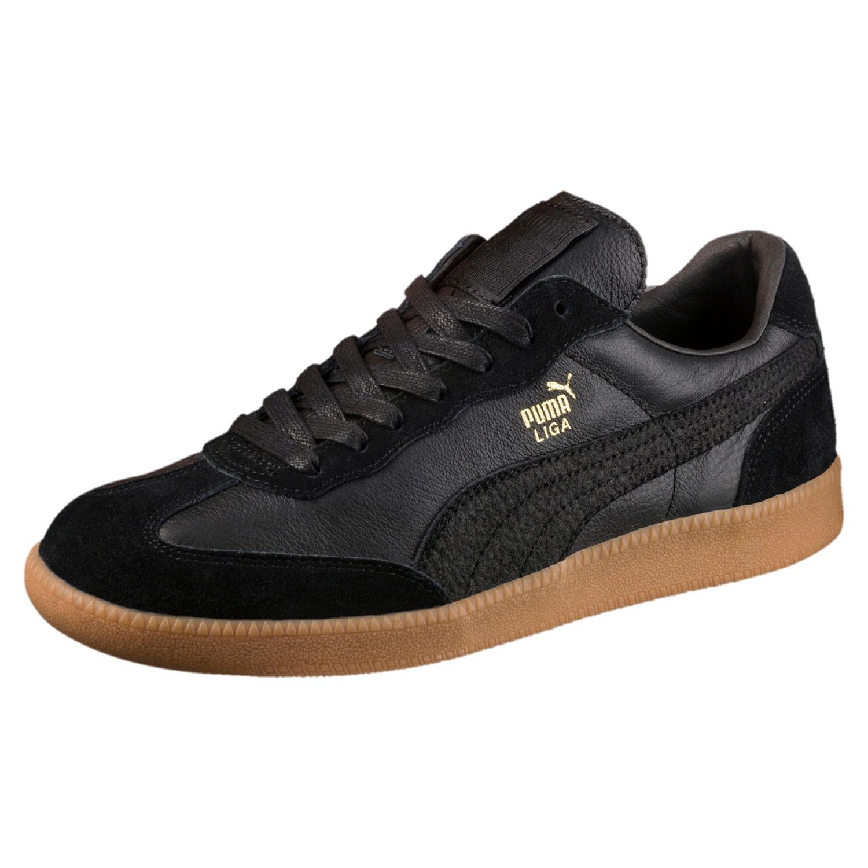 Puma Liga Leather Unisex Sneaker – Bild 2