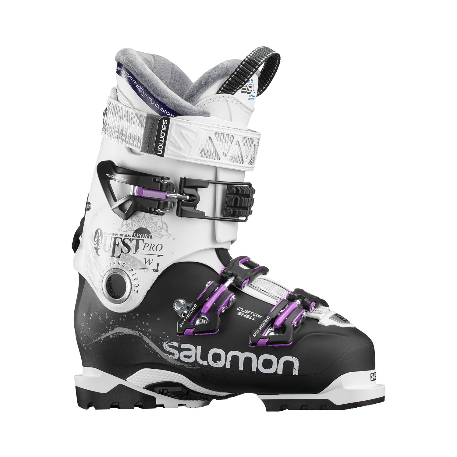 Salomon Quest Pro CS Sport Damen Skischuhe