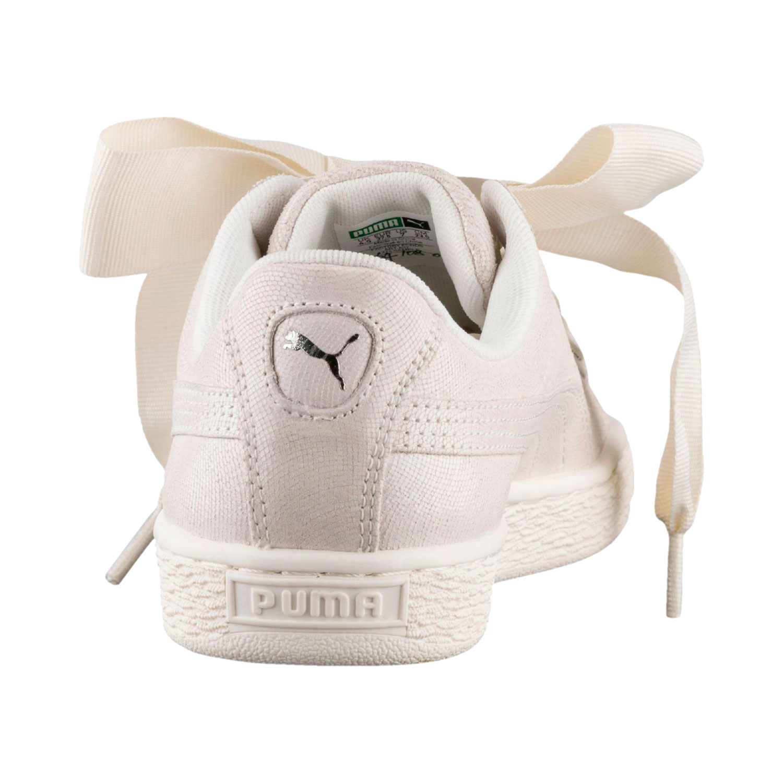 Puma Basket Heart NS Damen Sneaker – Bild 4