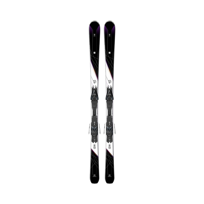 Salomon W-MAX 12 Damen Ski + Bindung M XT10 Ti W – Bild 1