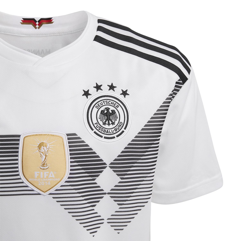 Adidas DFB Kinder Heimtrikot 2018 – Bild 3