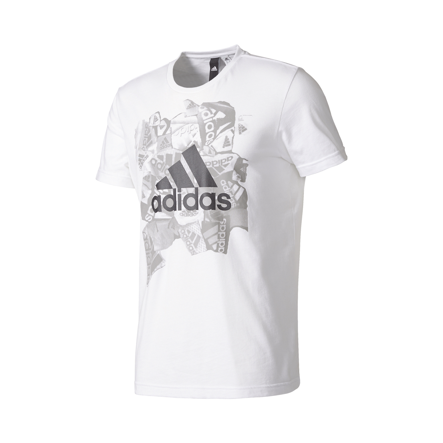 adidas badge of sports herren t shirt herren bekleidung t. Black Bedroom Furniture Sets. Home Design Ideas