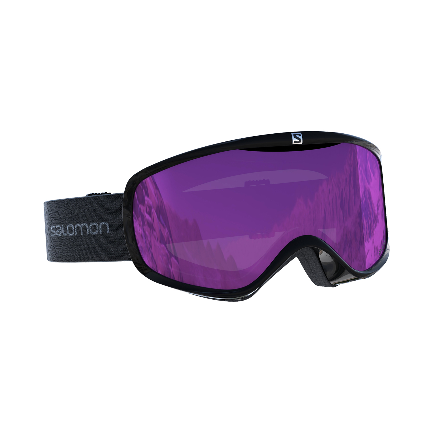Salomon Sense Black Damen Skibrille