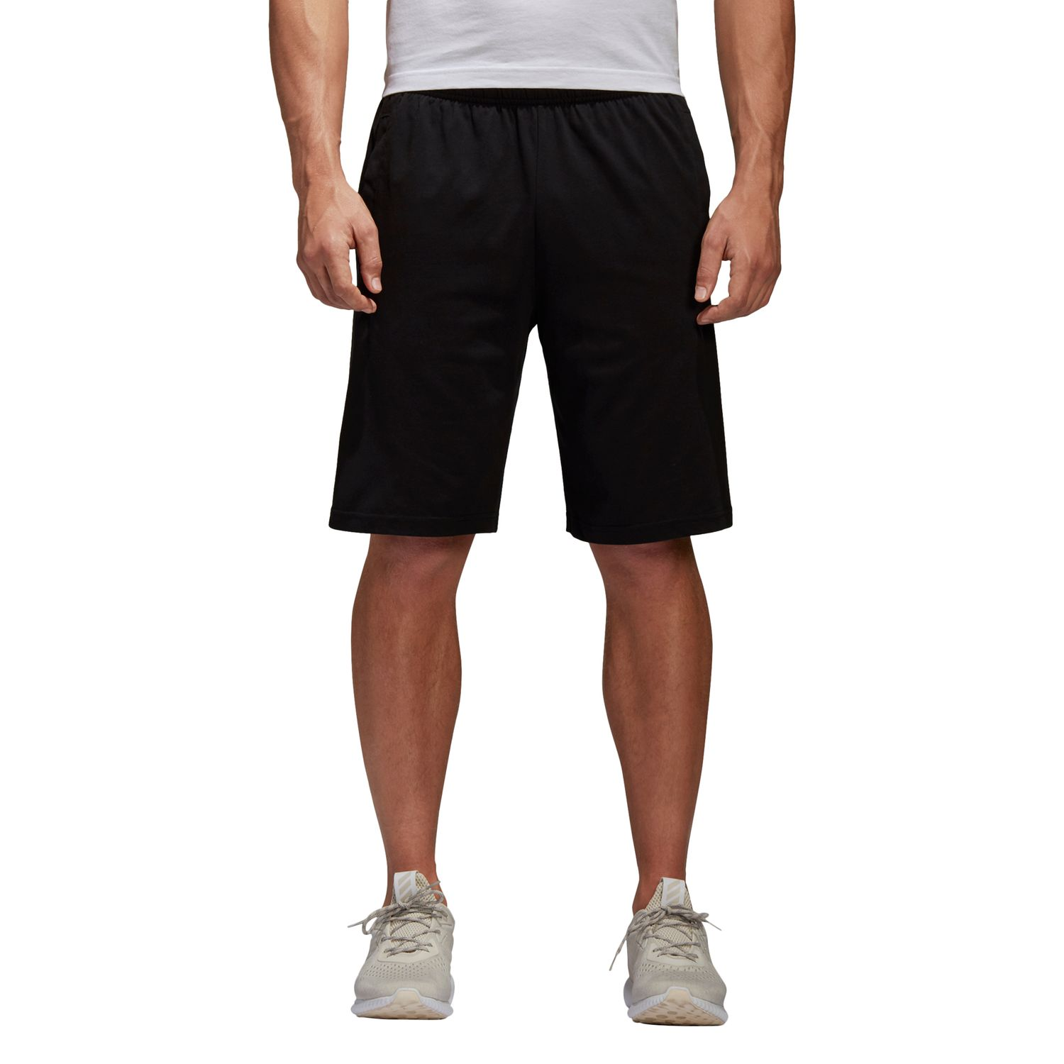 adidas Essentials Linear Herren Shorts – Bild 3