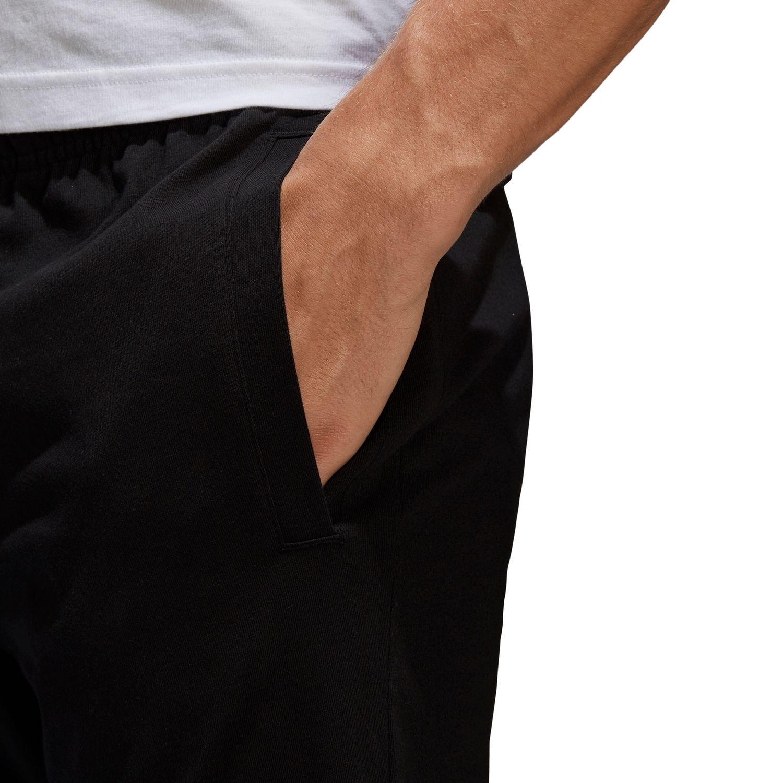 adidasEssentials Linear Logo Herren Trainingshose – Bild 4
