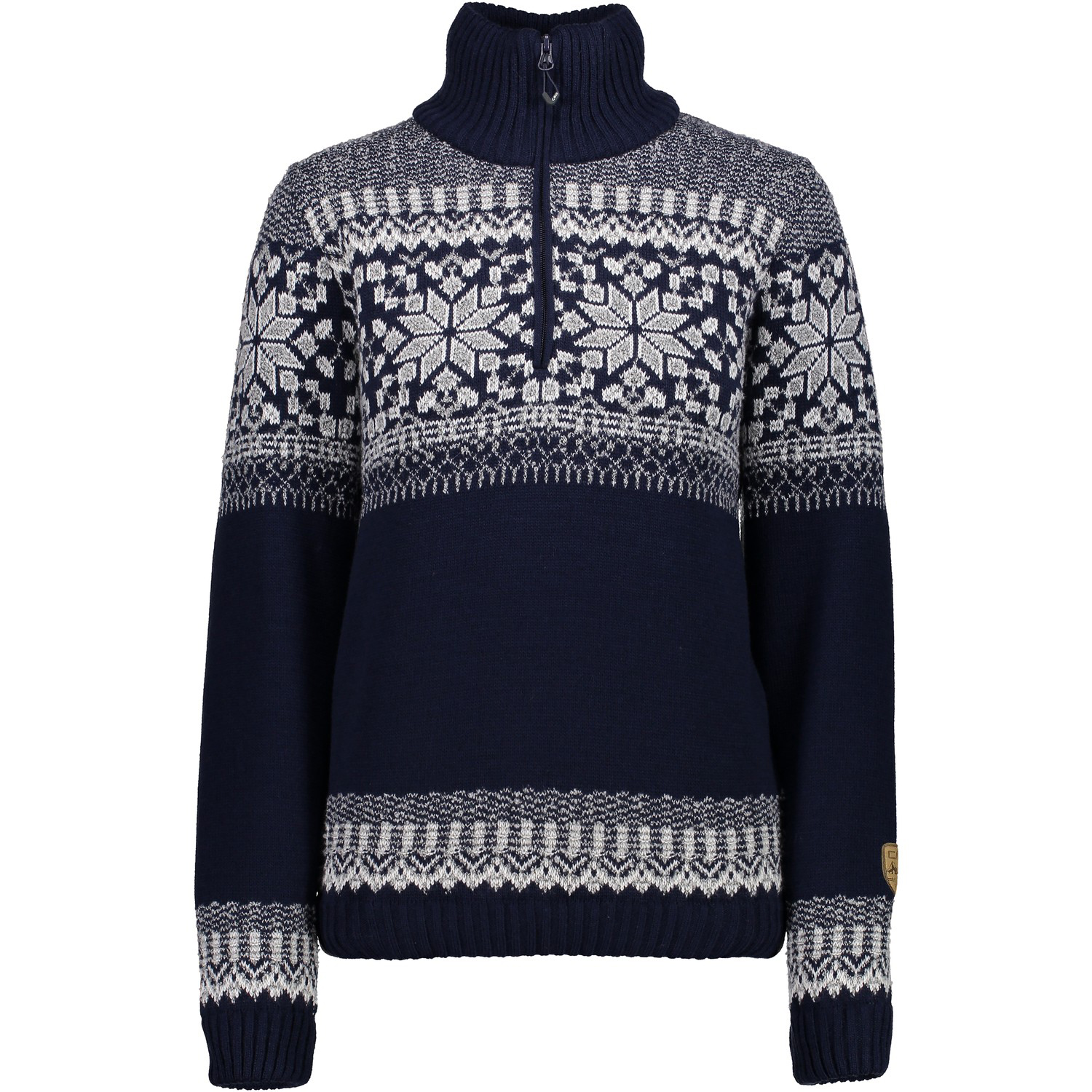 CMP Damen Knitted Pullover
