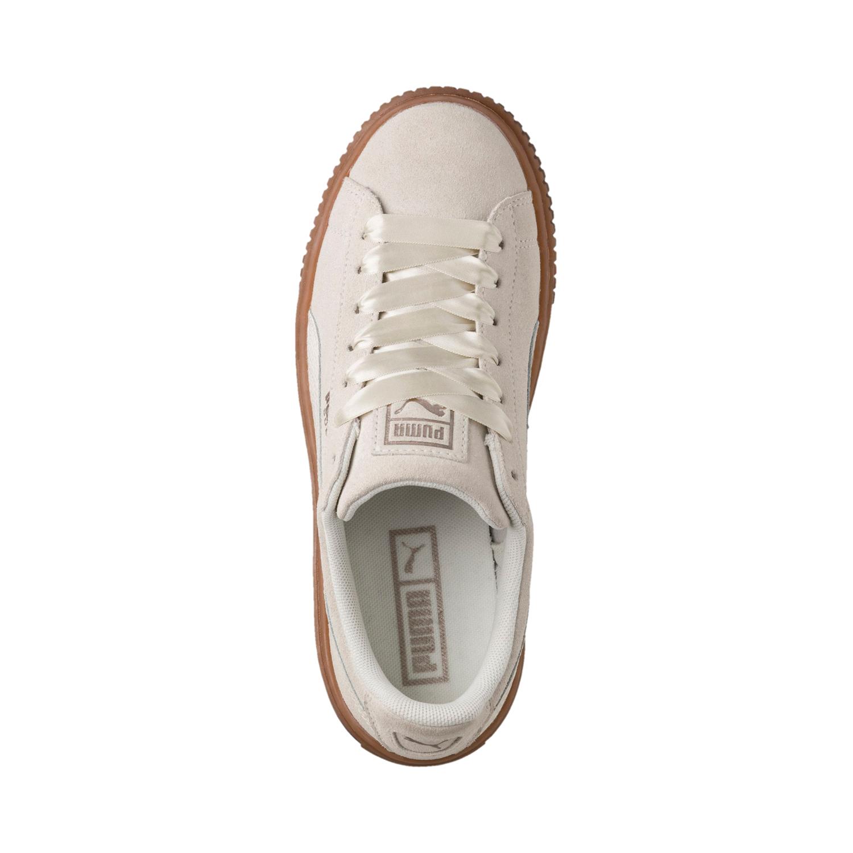 Puma Suede Platform Bubble Damen Sneaker – Bild 3
