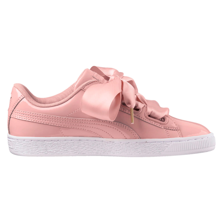Puma Basket Heart Patent Damen Sneaker – Bild 2