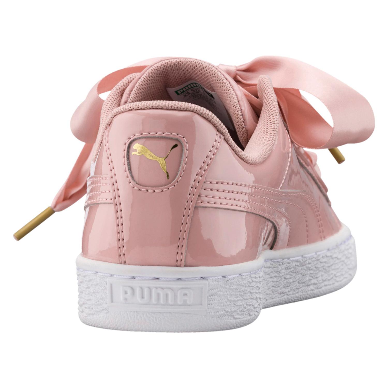 Puma Basket Heart Patent Damen Sneaker – Bild 3