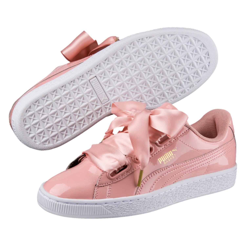 Puma Basket Heart Patent Damen Sneaker – Bild 5